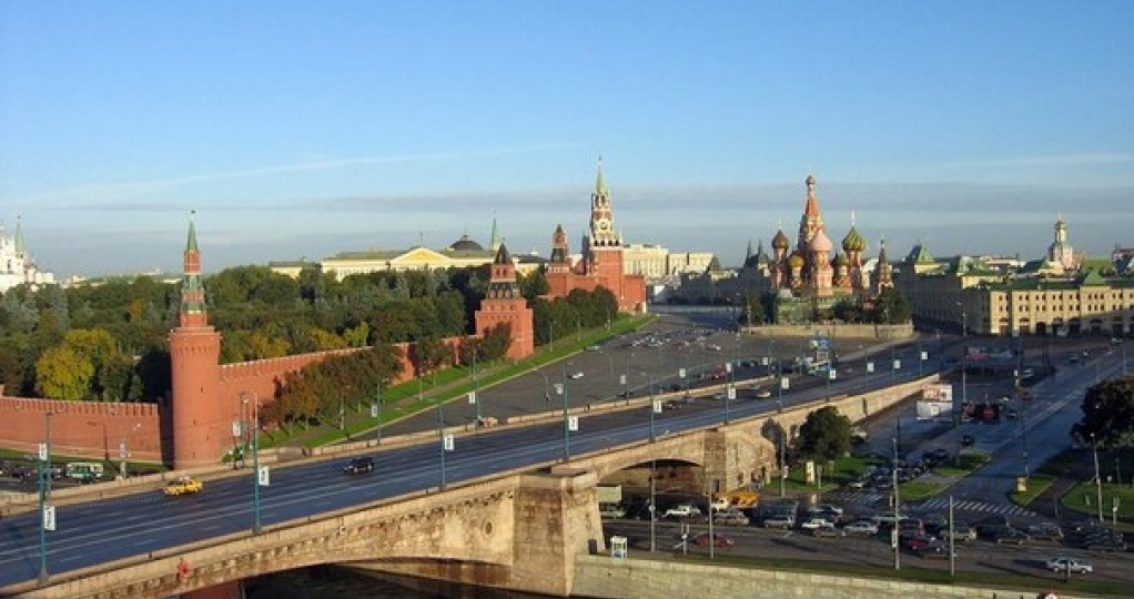 Moscow must see panoramic guided tour