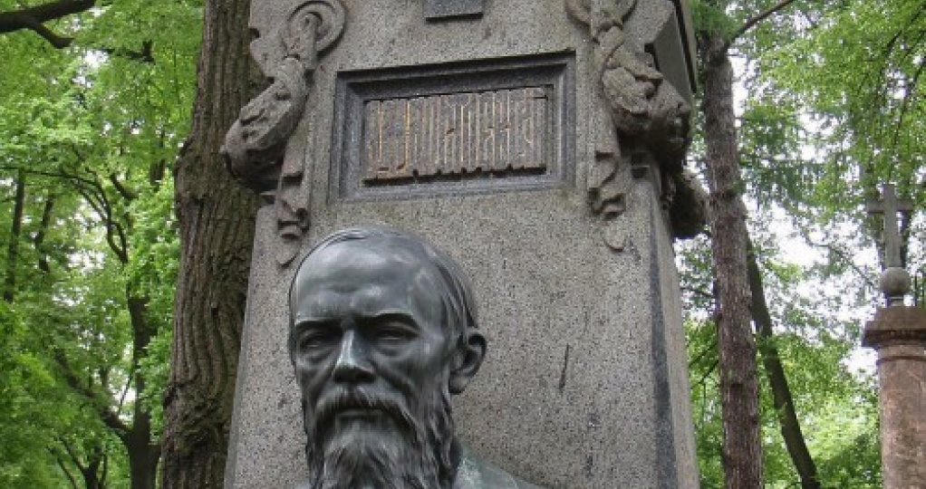 Dostoevsky's St. Petersburg guided tour in English