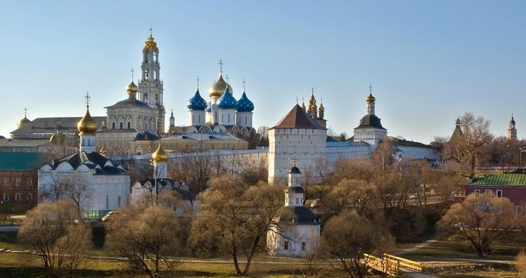 Trinity Lavra of St. Sergius - guided tour in English