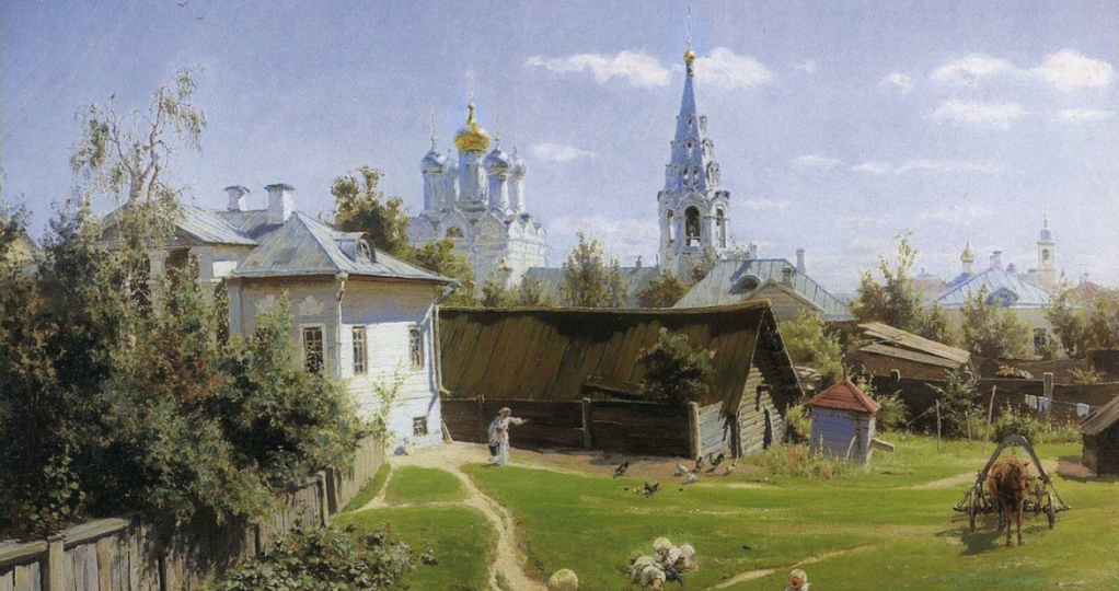 Tretyakov Gallery guided tour