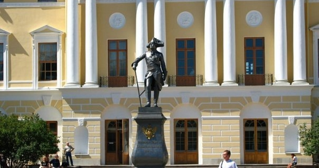 The Pavlovsk Palace and Park guided tour